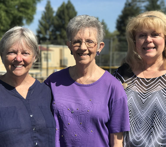 Three Retiring Teachers = Over One Hundred Years of Teaching Excellence