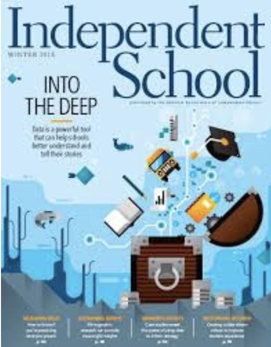 Featured in Independent School Magazine: What Does it Mean to Be a First Family?