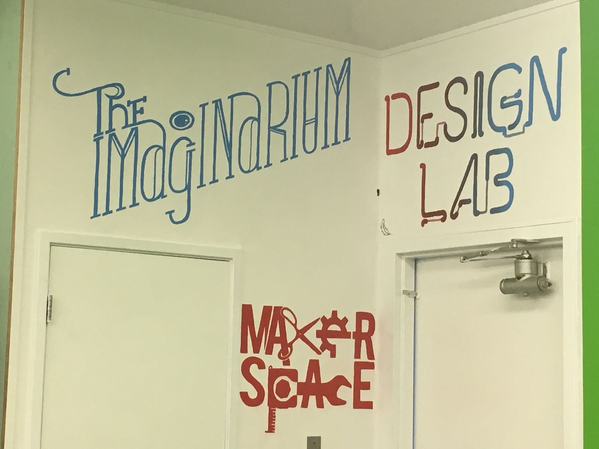 Almaden Country Day School Announces Imaginarium Makerspace