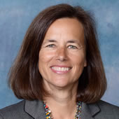 Assistant Head of School, Cecilia Robb